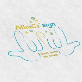 AbraCa Sign by Dent de Lait Nursery - Logo - Lebanon
