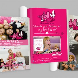 My Doll & Me - Magazine Ads - Lebanon
